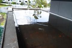 การตรวจสอบการขังน้ำพื้น