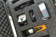 ภาพอุปกรณ์ที่ใช้ในการตรวจ